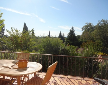 Sale House 4 rooms 75m² Villeneuve-lès-Avignon (30400) - photo