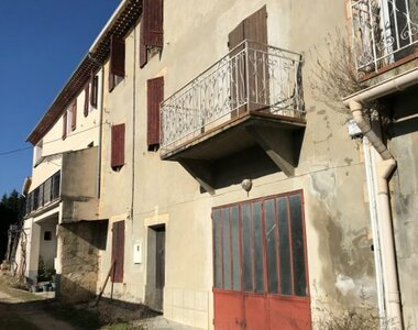 Sale House 4 rooms 72m² beaumes de venise - photo