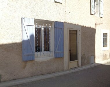 Renting Apartment 2 rooms 28m² Monteux (84170) - photo