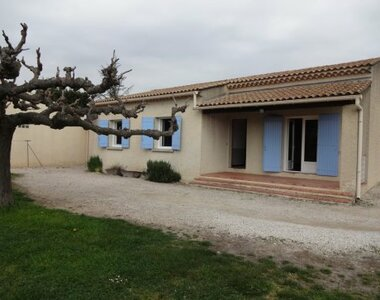 Renting House 4 rooms 94m² Monteux (84170) - photo