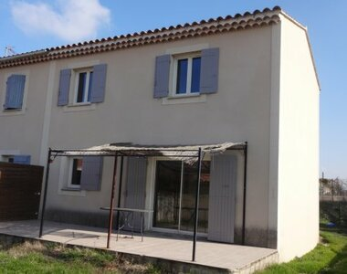 Sale House 4 rooms 97m² Carpentras (84200) - photo
