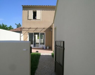 Renting House 4 rooms 85m² Monteux (84170) - photo