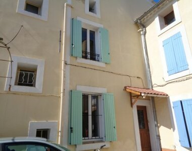 Sale House 5 rooms 75m² Monteux (84170) - photo