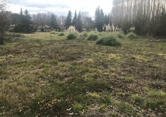 Sale Land 955m² loriol du comtat - photo