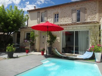 Vente Maison 3 pièces 80m² Monteux (84170) - photo