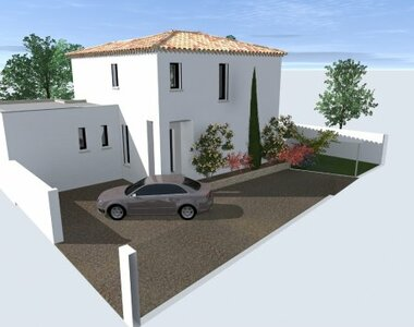 Sale Land 327m² villeneuve les avignon - photo