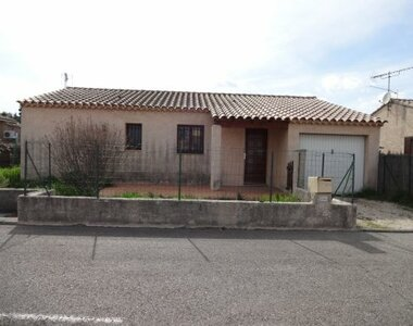 Renting House 4 rooms 83m² Monteux (84170) - photo
