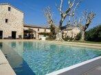 Vente Maison 9 pièces 450m² Althen-des-Paluds (84210) - Photo 1