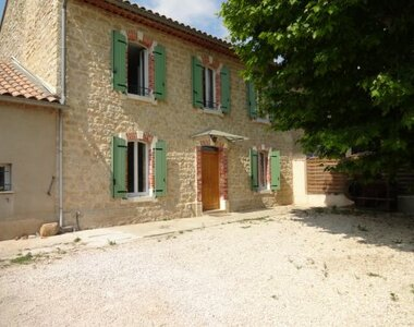 Renting House 5 rooms 161m² Monteux (84170) - photo