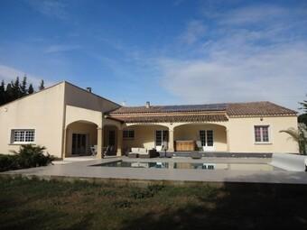 Vente Maison 6 pièces 275m² Rochefort-du-Gard (30650) - photo