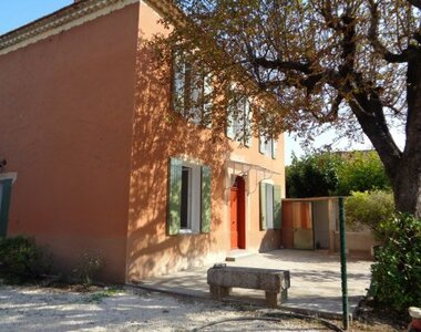 Renting House 6 rooms 128m² Monteux (84170) - photo