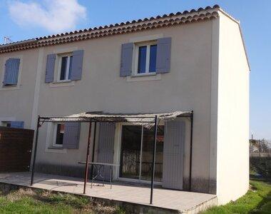 Sale House 4 rooms 91m² Carpentras - photo