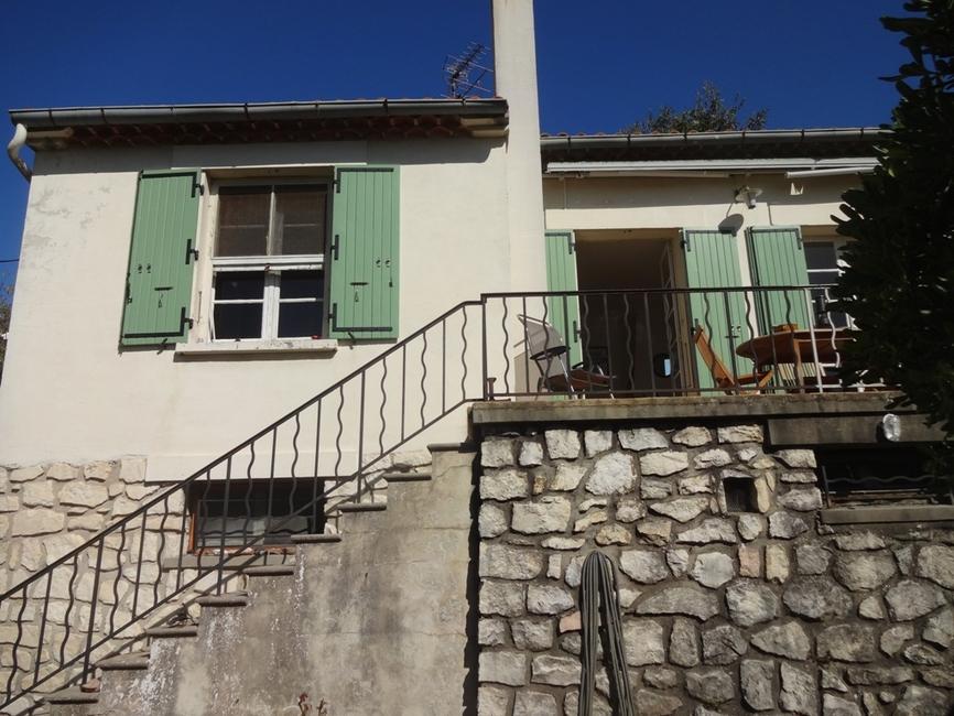 Vente maison 4 pi ces villeneuve l s avignon 30400 305374 - Maison a vendre villeneuve les avignon ...