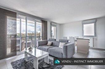 Vente Appartement 3 pièces 59m² vaulx en velin - photo