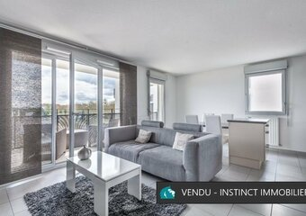 Vente Appartement 3 pièces 59m² vaulx en velin - photo