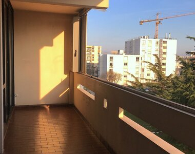 Vente Appartement 4 pièces 83m² vaulx en velin - photo