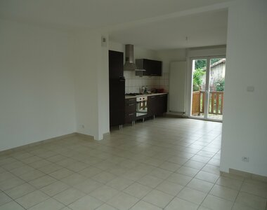 Location Maison 4 pièces 75m² Sélestat (67600) - photo
