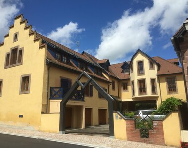 Location Appartement 3 pièces 86m² Orschwiller (67600) - photo