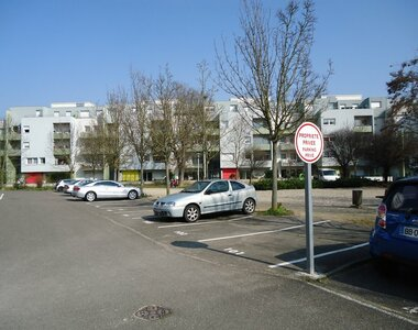 Location Garage 12m² Sélestat (67600) - photo