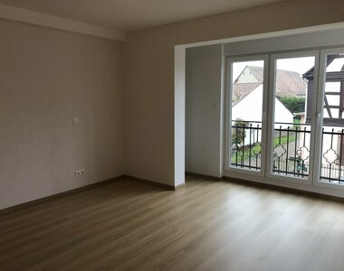 Location Appartement 3 pièces 100m² Muttersholtz (67600) - photo