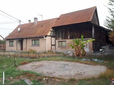 Vente Maison 5 pièces 72m² Muttersholtz (67600) - photo