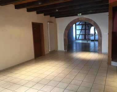 Location Fonds de commerce 183m² Rodern (68590) - photo