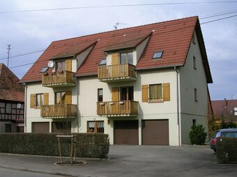 Location Appartement 4 pièces 83m² Illhaeusern (68970) - Photo 1