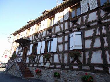 Location Appartement 2 pièces 61m² Dambach-la-Ville (67650) - photo