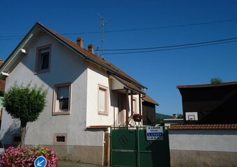 Location Maison 4 pièces 82m² Scherwiller (67750) - photo
