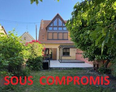 Vente Maison 6 pièces 117m² kintzheim - photo