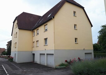 Vente Appartement 3 pièces 57m² Obernai (67210) - Photo 1