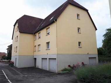 Vente Appartement 3 pièces 57m² Obernai (67210) - photo
