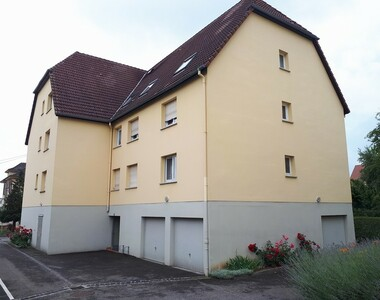 Vente Appartement 3 pièces 57m² Obernai (67210) - photo