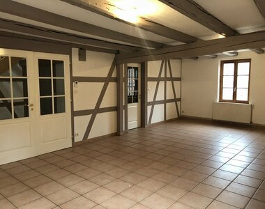 Location Appartement 7 pièces 144m² Dambach-la-Ville (67650) - photo