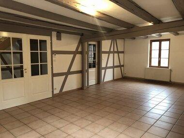 Location Appartement 7 pièces 144m² Dambach-la-Ville (67650) - photo