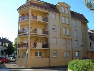 Location Appartement 2 pièces 46m² Sélestat (67600) - photo