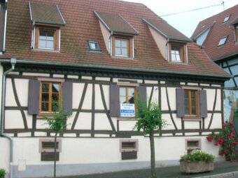 Location Maison 7 pièces 144m² Dambach-la-Ville (67650) - Photo 1