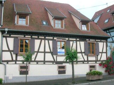 Location Maison 7 pièces 144m² Dambach-la-Ville (67650) - photo