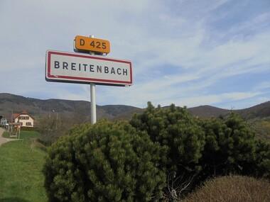 Vente Terrain Breitenbach (67220) - photo