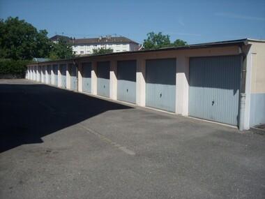 Location Garage 12m² Sélestat (67600) - photo