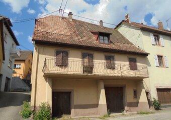 Vente Maison 7 pièces 140m² Maisonsgoutte (67220) - photo