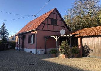 Location Maison 4 pièces 85m² Hilsenheim (67600) - photo