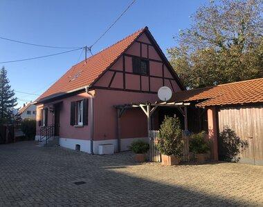 Location Maison 3 pièces 75m² Hilsenheim (67600) - photo