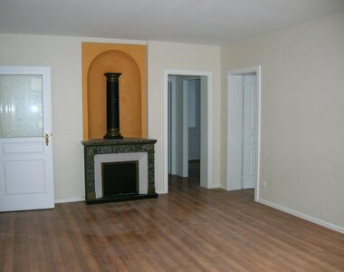 Location Appartement 4 pièces 91m² Sélestat (67600) - photo