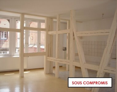 Vente Appartement 3 pièces 76m² selestat - photo
