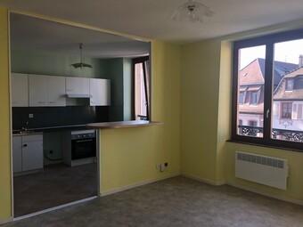 Location Appartement 2 pièces 47m² Sélestat (67600) - photo