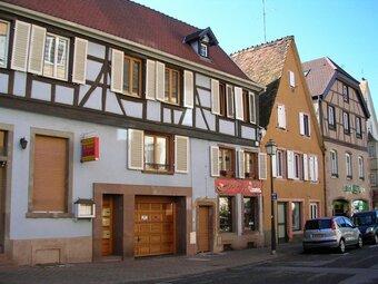 Location Bureaux 2 pièces 32m² Sélestat (67600) - Photo 1