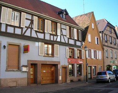 Location Bureaux 2 pièces 32m² Sélestat (67600) - photo