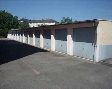 Location Garage Sélestat (67600) - photo