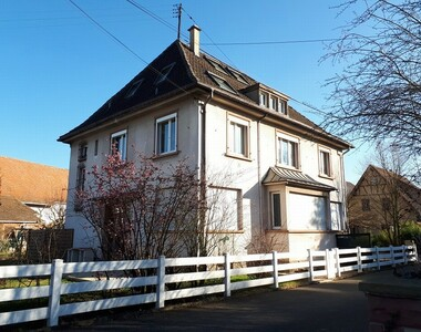Vente Appartement 5 pièces 99m² Ostheim (68150) - photo